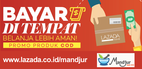 Mandjur COD (Cash ON Delivery)