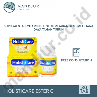 Holisticare Ester C 30 Tablet
