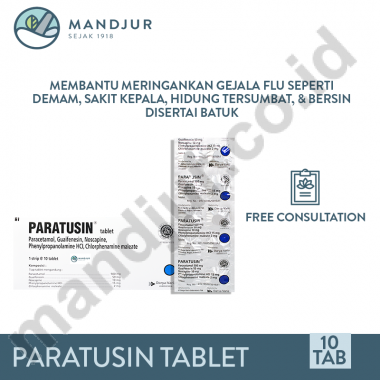 Paratusin Tablet