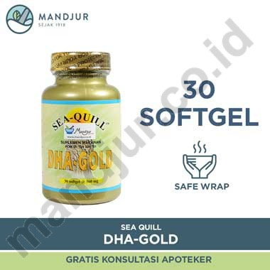 Sea-Quill DHA Gold vector