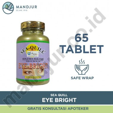 Sea Quill Eye Bright 65 Tablet