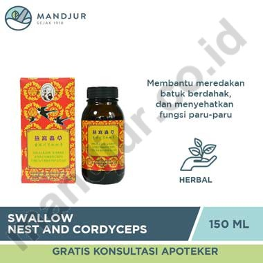 Swallow's Nest and Cordyceps Chuanbei Pipagao