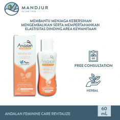 Andalan Feminine Care Revitalize Intimate Wash