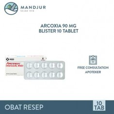 Arcoxia 90 Mg 10 Tablet