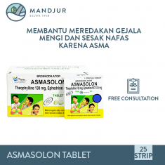Asmasolon Tablet