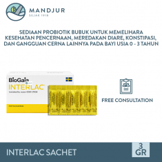 Interlac Sachet 0.3 Gram