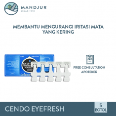 Cendo Eyefresh Minidose 0.6 mL