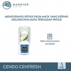 Cendo Cenfresh Eye Drop 5 mL