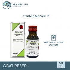 Cerini Sirup 60 mL