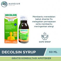 Decolsin Syrup