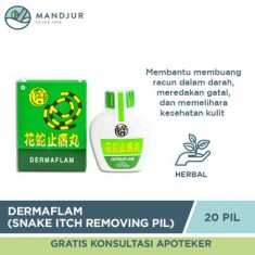 Dermaflam (Snake Itch Removing Pills)