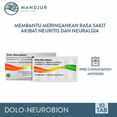Dolo-Neurobion 10 Tablet