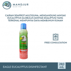 Eagle Eucalyptus Disinfectan Spray 280 mL
