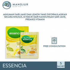 Sensitif Essencia Ginger and Lemon