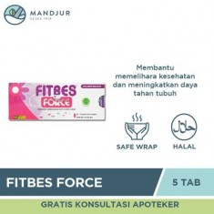 Fitbes Force 5 Kaplet