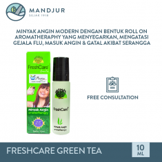 FreshCare Aromatheraphy Green Tea