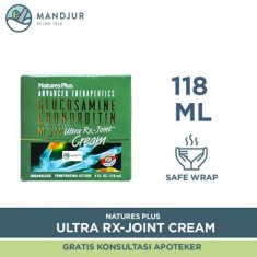 Natures Plus Ultra RX Joint Cream