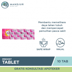 Imboost Tablet Strip Isi 10
