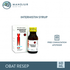 Interhistin Sirup 60 mL