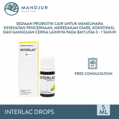 Interlac Drops 5 mL