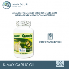 K-Max Garlic Oil