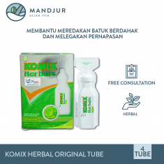 Komix Herbal Original Tube