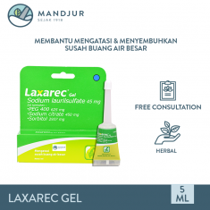 Laxarec Gel 5 mL