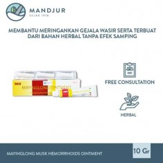Mayinglong Musk Hemorrhoids Ointment
