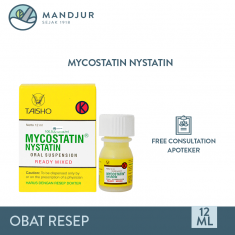 Mycostatin Drops 12 mL