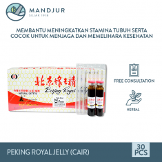 Peking Royal Jelly (Cair) Isi 30