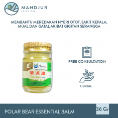 Polar Bear Essential Balm (Polar Bear Balsem)