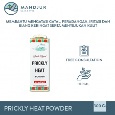 Prickly Heat Powder Classic 300 Gram