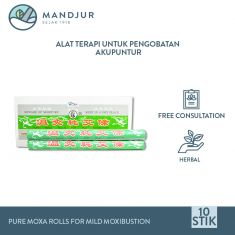 Pure Moxa Rolls For Mild Moxibustion