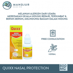 Quixx Nasal Protection