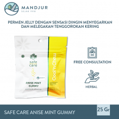 Safe Care Anise Mint Gummy