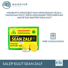 Salep Kulit Sean Zalf