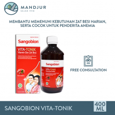 Sangobion VITA-TONIK 400 mL