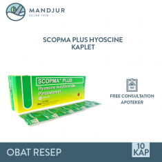 Scopma Plus 10 Kaplet