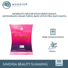 Sinensa Beauty Slim Herbal New