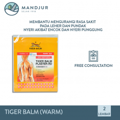 Tiger Balm Plaster (Warm)