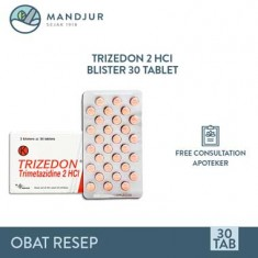 Trizedon MR 35 Mg 30 Tablet