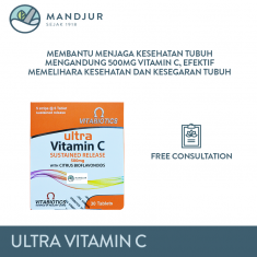 Vitabiotics Ultra Vitamin C 500 mg