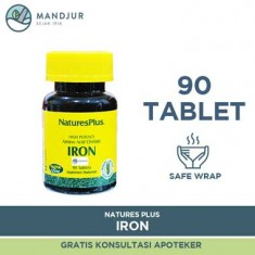 Natures Plus Iron 90 Tablet