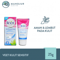 Veet Hair Removal Cream Sensitive 25 gr