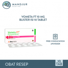 Vometa FT 10 Mg