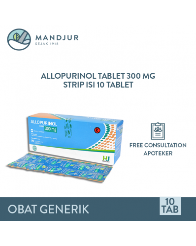 Allopurinol 300 mg