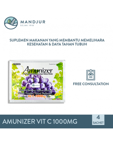 Amunizer Vitamin C 1000 mg