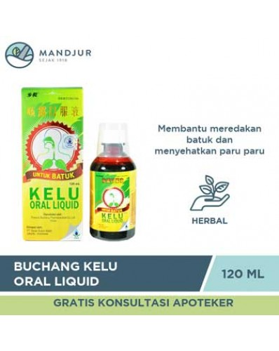 Buchang Kelu Oral Liquid