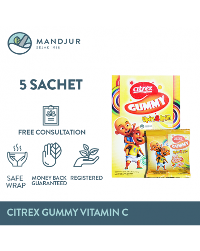Citrex Gummy Vitamin C