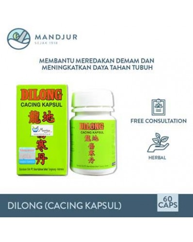 Dilong (Cacing Kapsul) vector